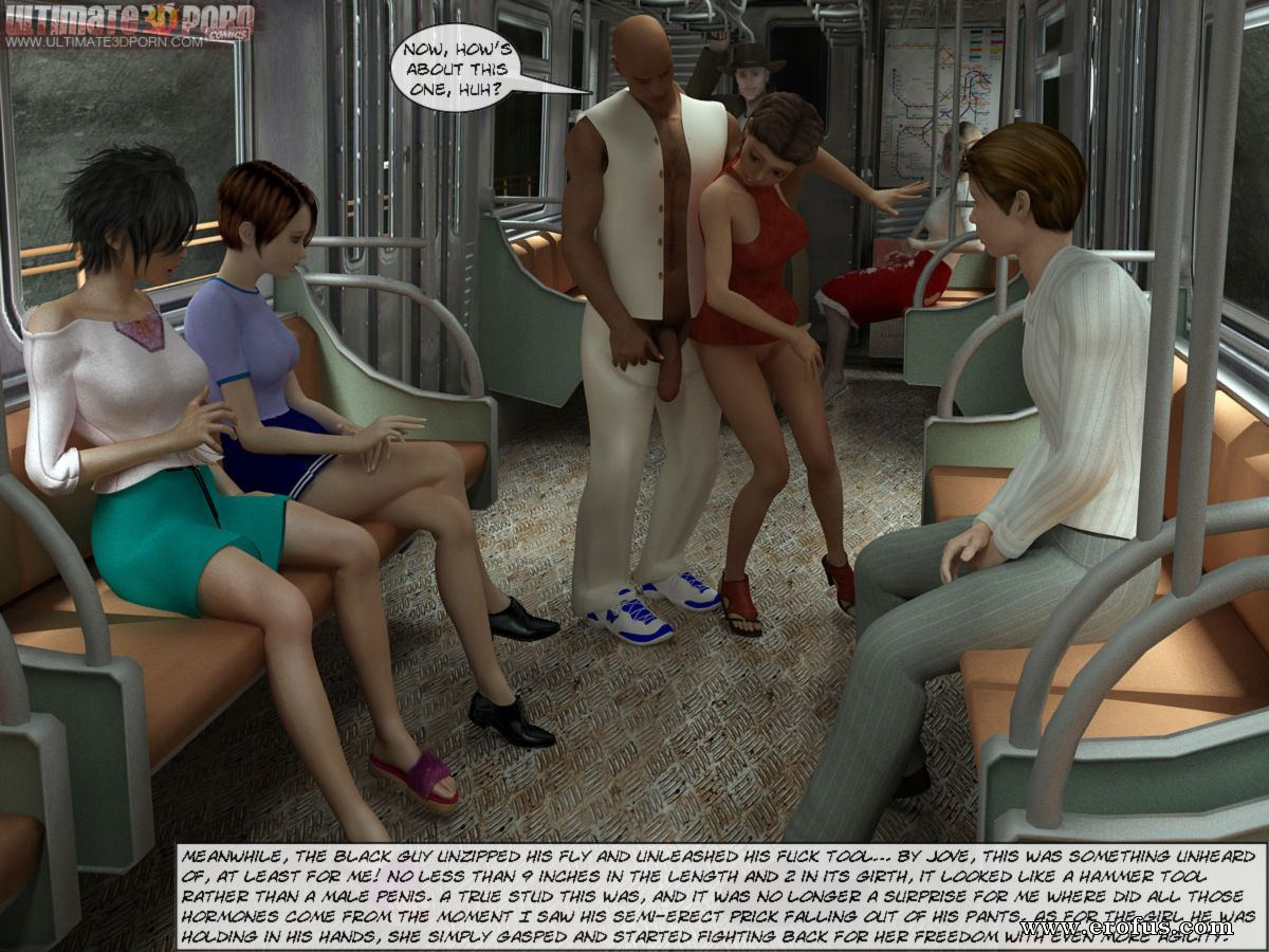 Subway Sex Game