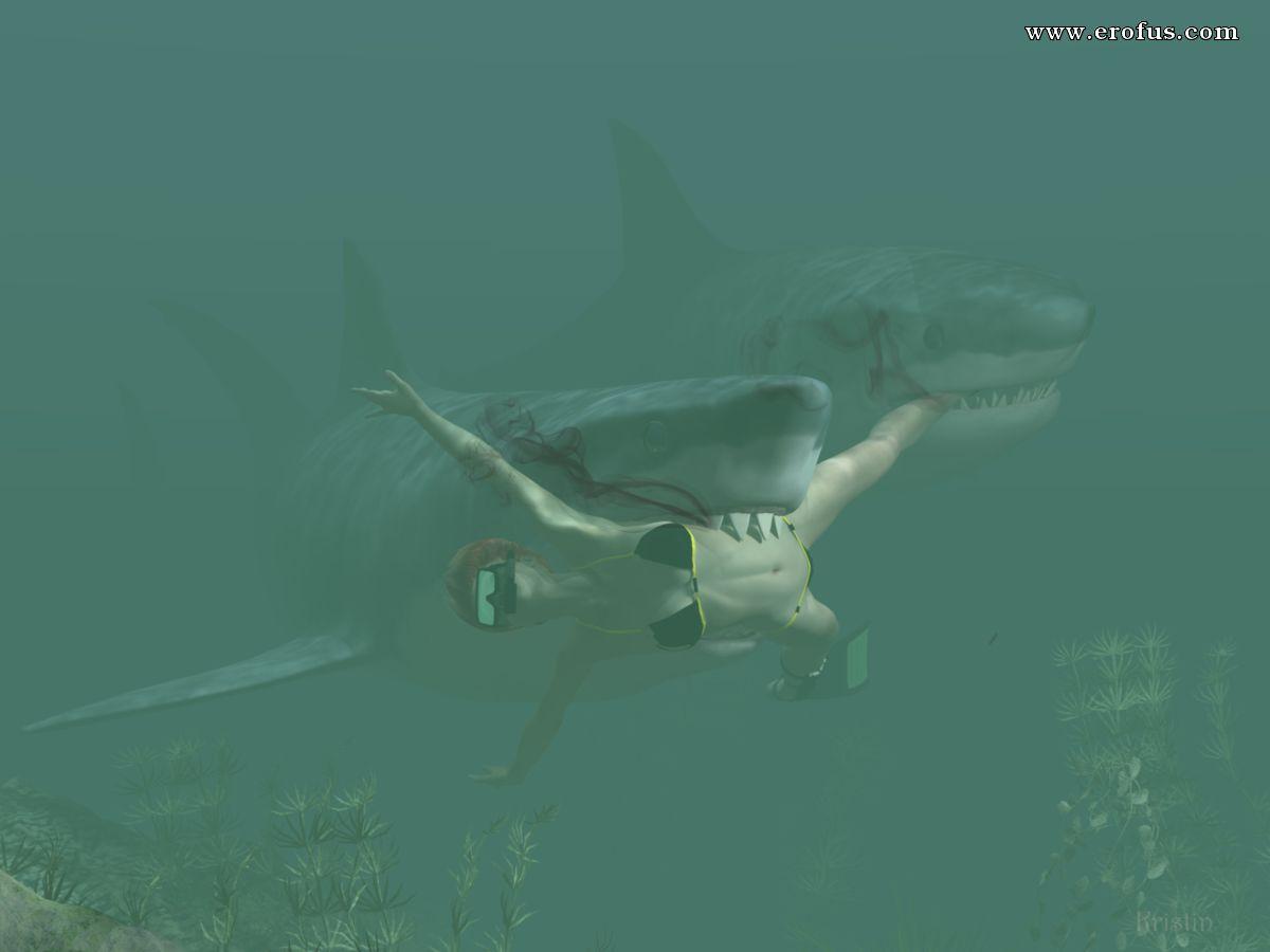 Shark Beastiality
