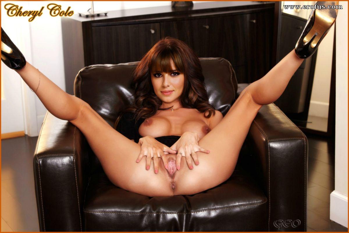 Cheryl Cole Fake Naked Pics