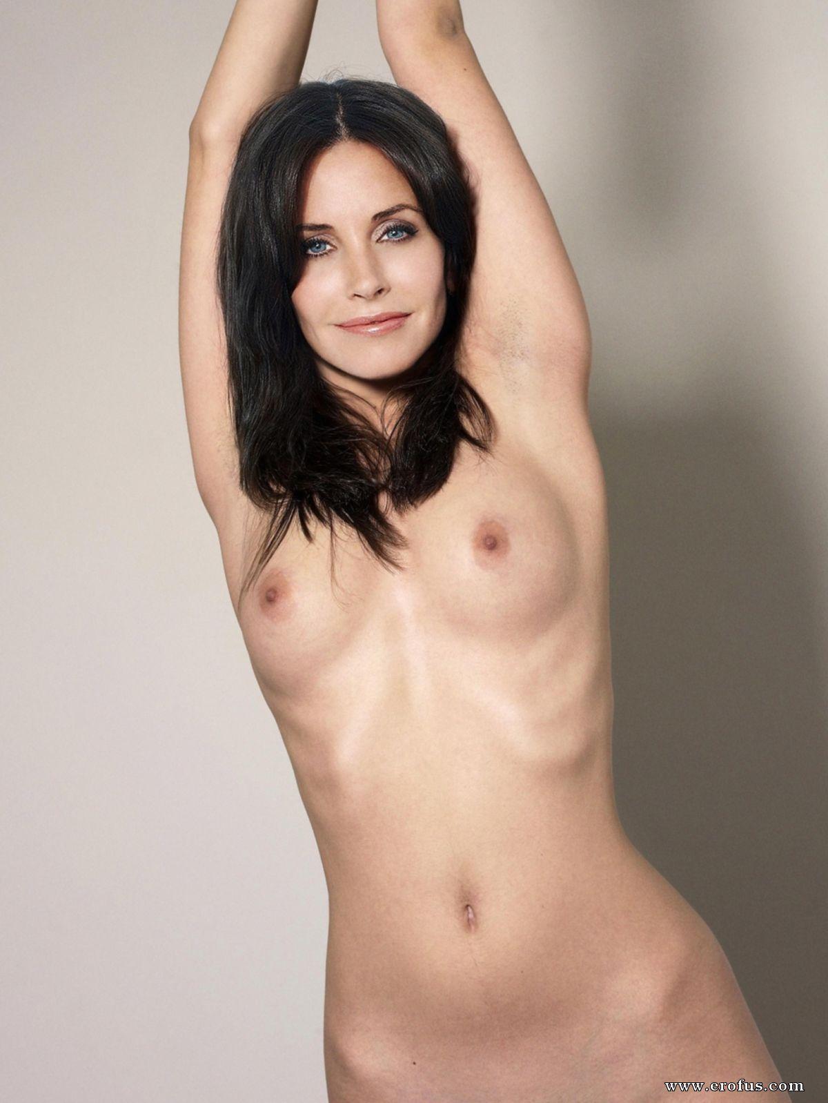 Courteney Cox Naked Celebrities