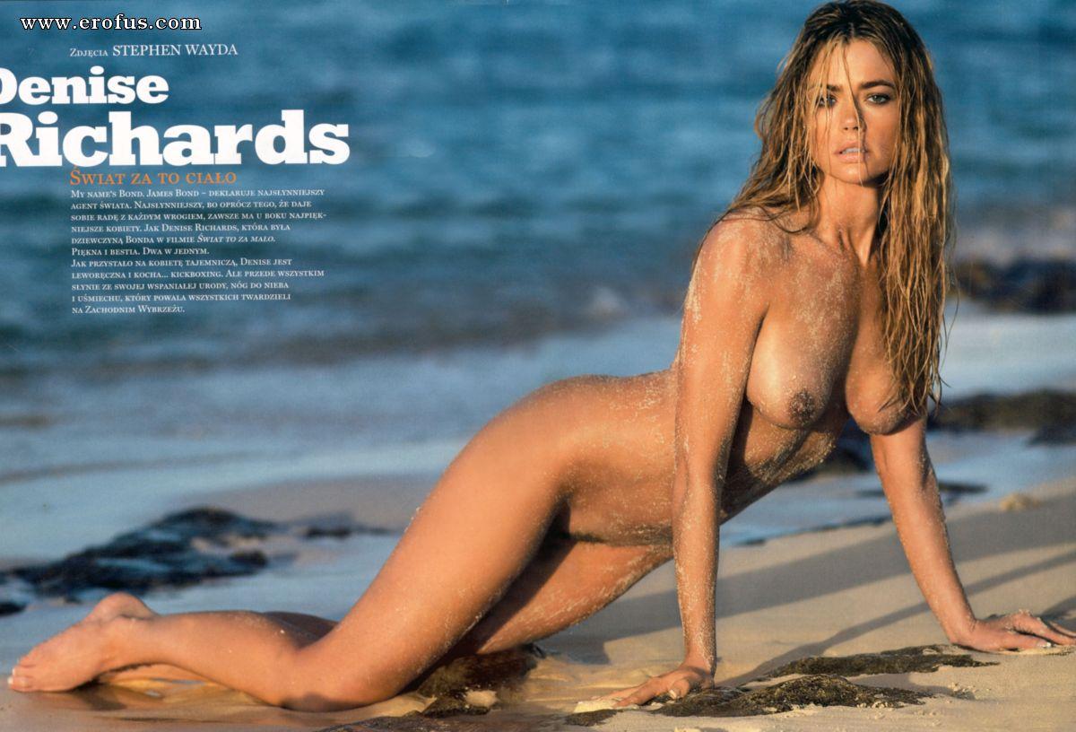 Denise richards nude fak
