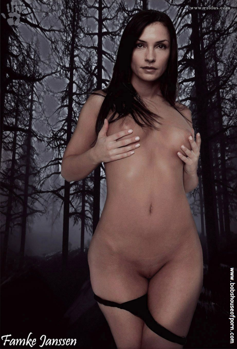 Famke janssen picture porn, hot naked women with humongous boobs