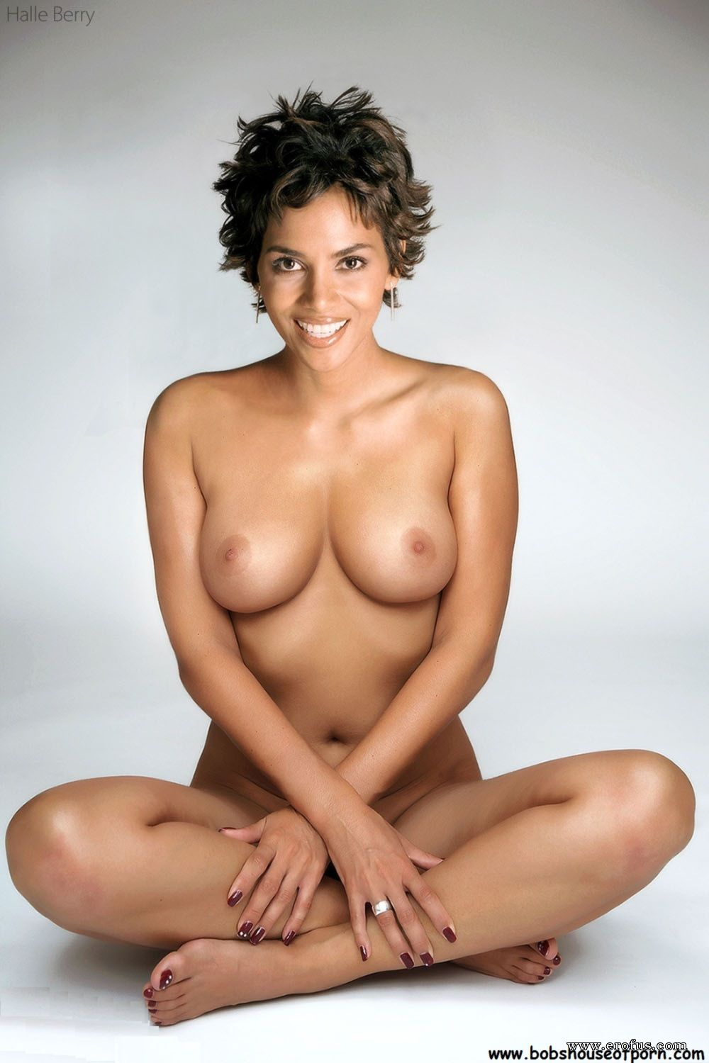 Free naked pictures of halle berry — pic 5
