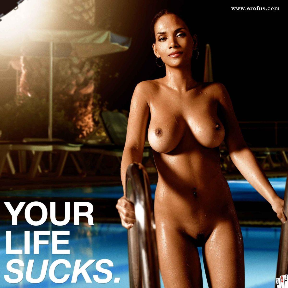 Halle Berry Nude Scenes Erotic Galery