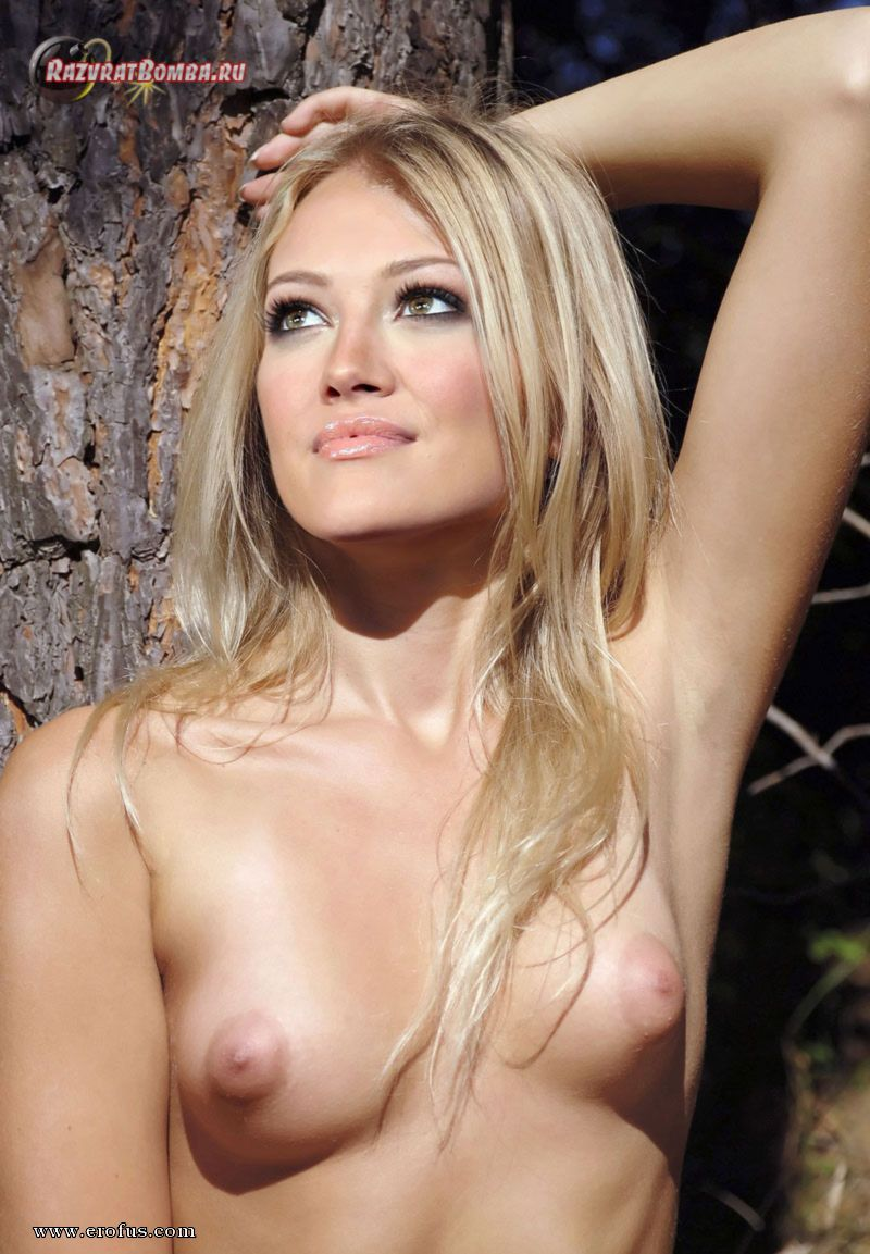 Free pictures of hilary duff naked