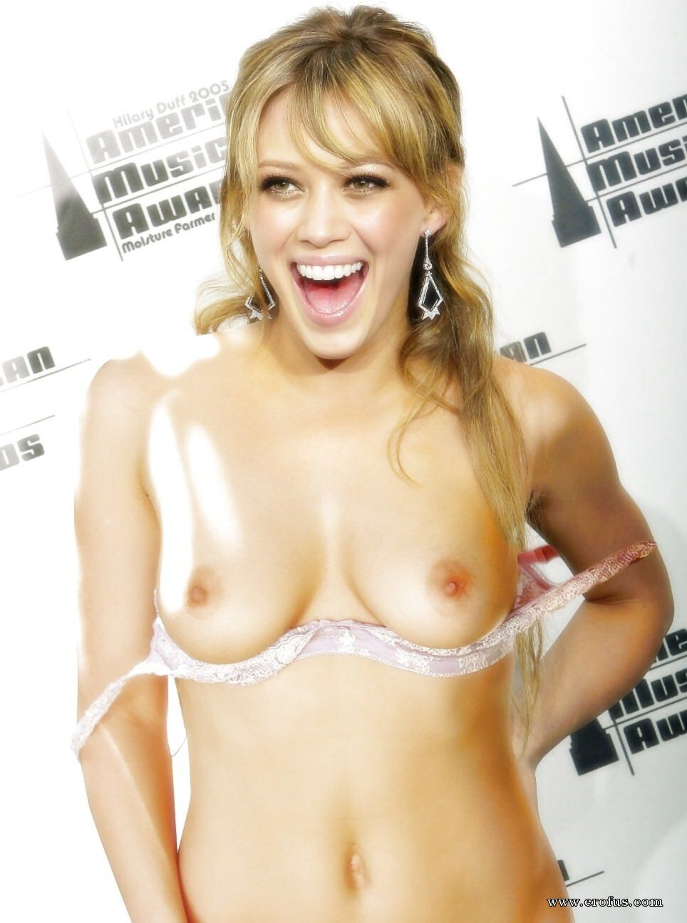 Hilary duff animated nude