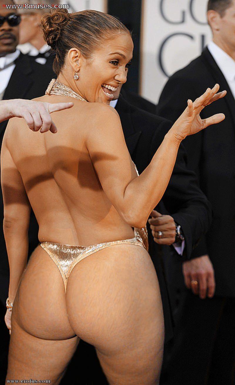 J Lo Bending Over