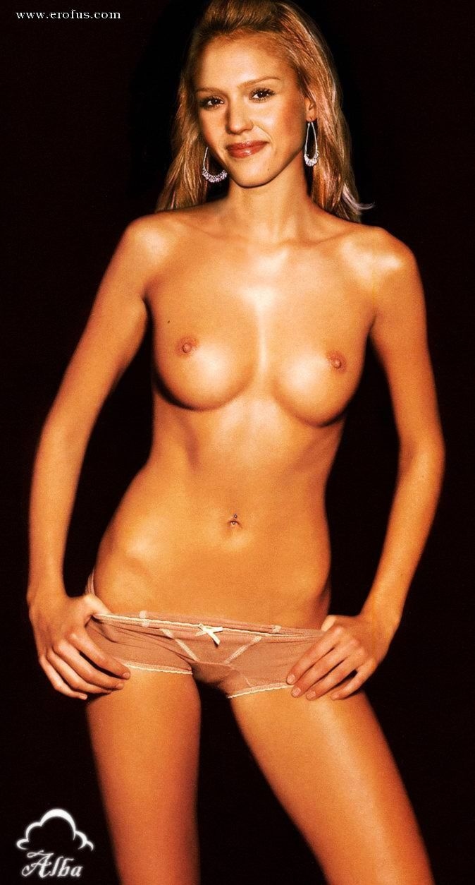 And jessica alba nude real image spunk stories