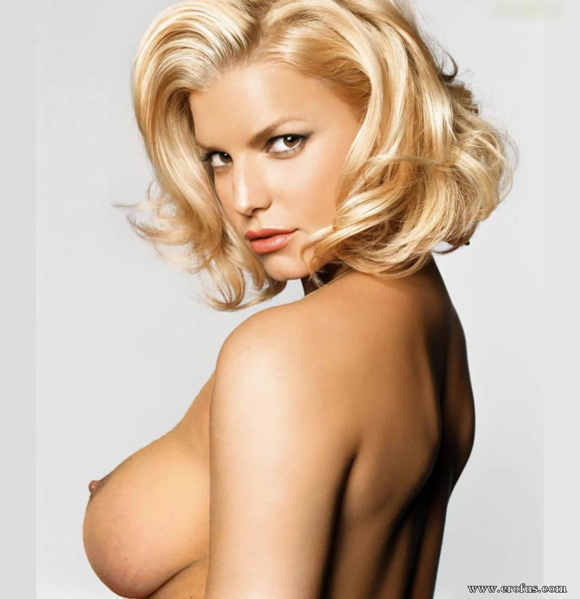 Jessica simpson playboy nude pictures 8