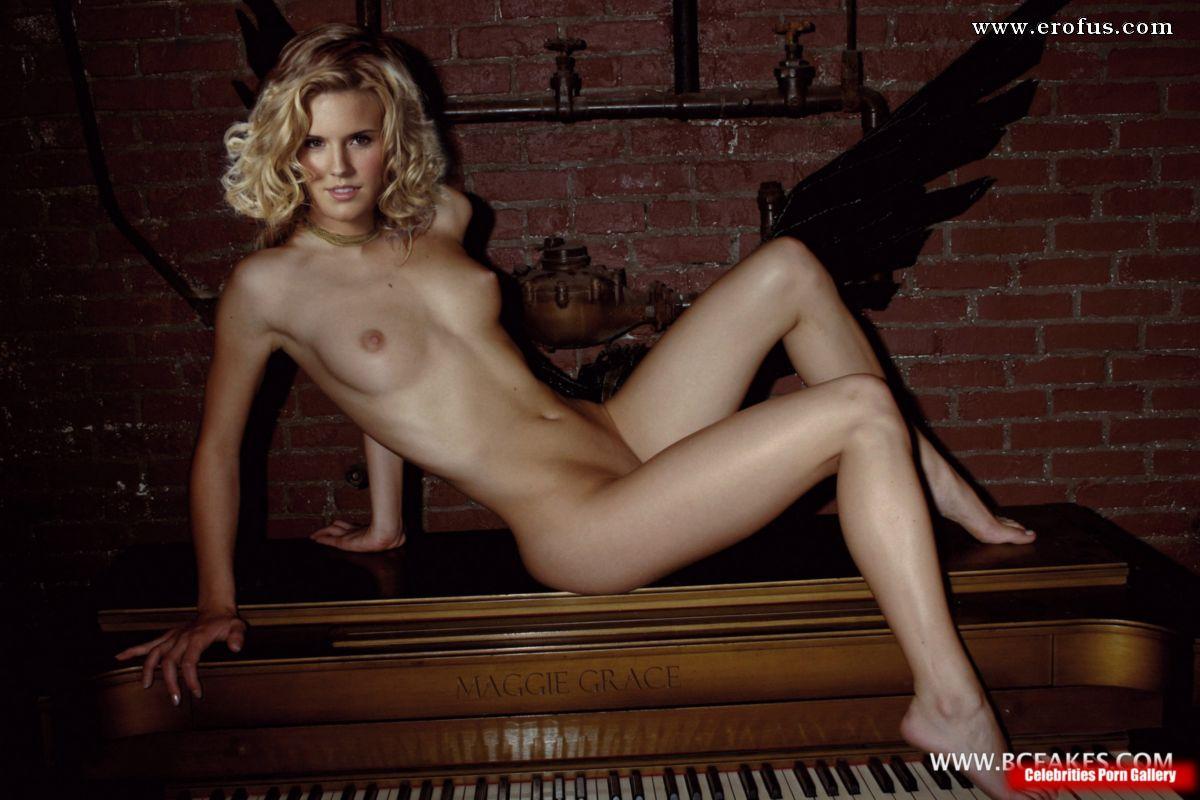 Chubby blonde women naked