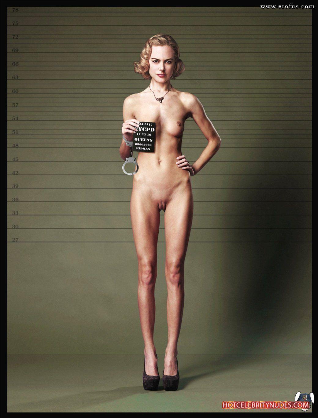 Naked Nicole Kidman
