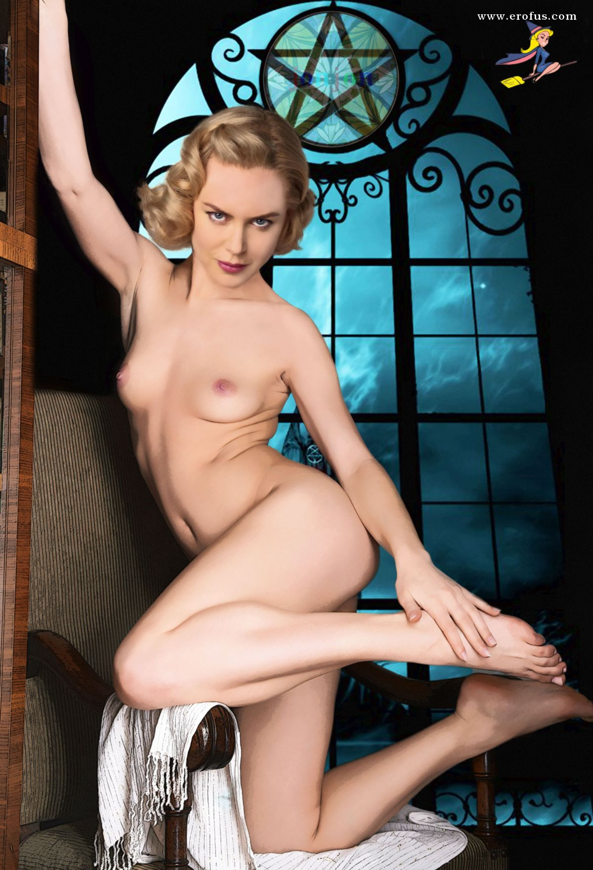 Nichole Kidman Nude Pics