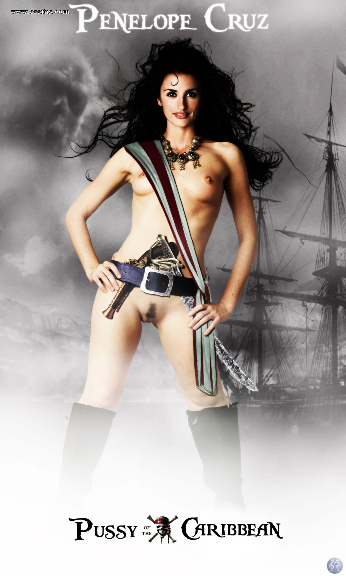 Angelica pirates of the caribbean porn