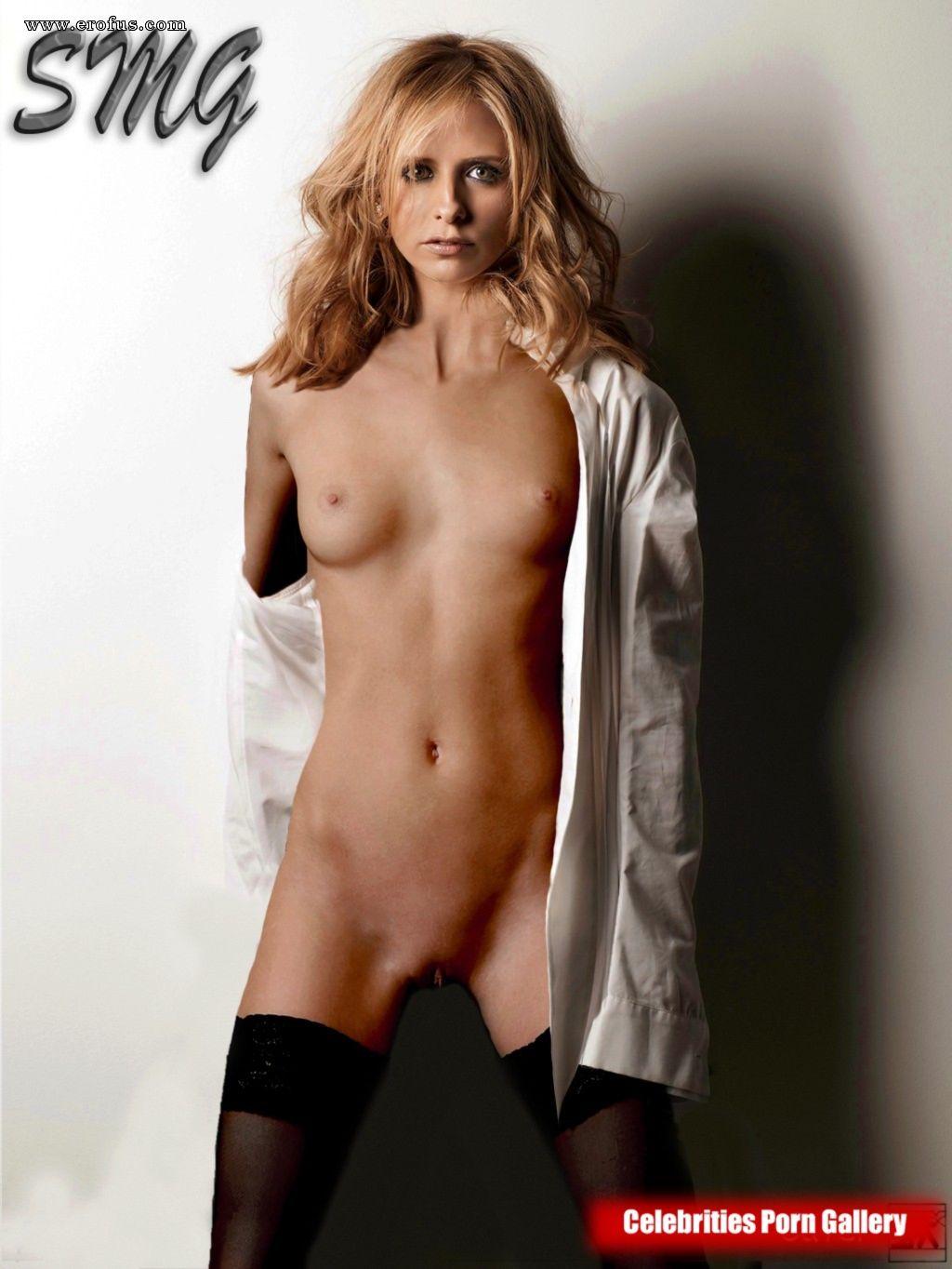 Sarah michelle gellar nudes