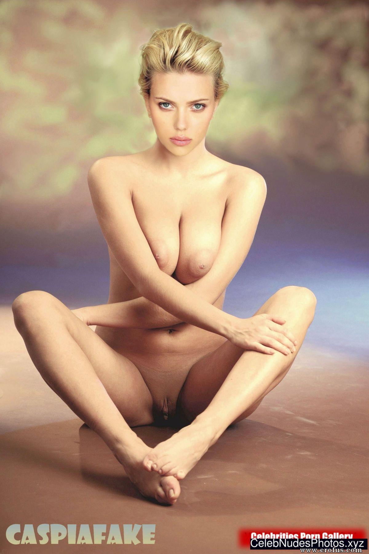Scarlett Johansson Nude Sexy