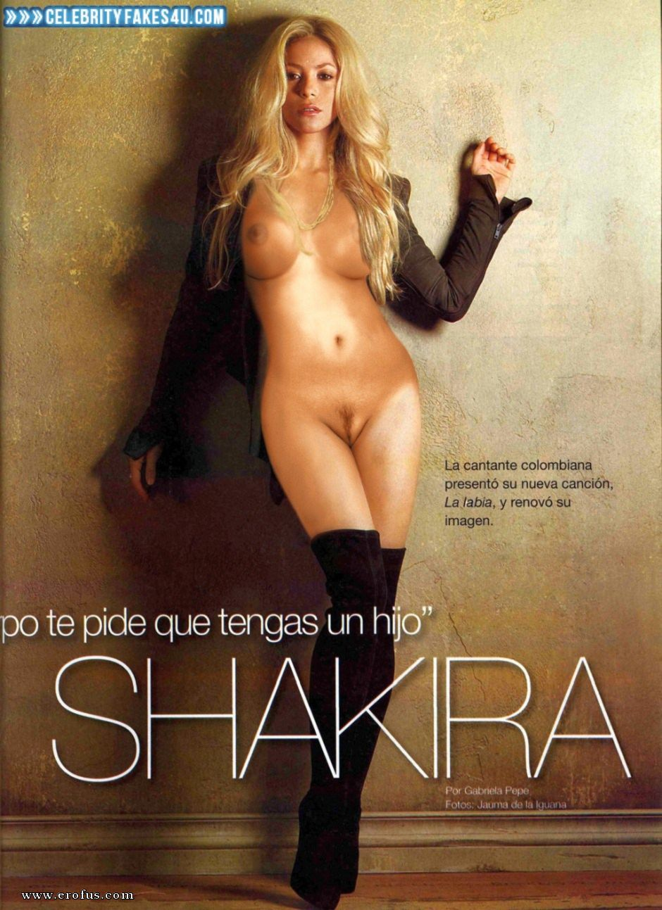 Shakira fappening