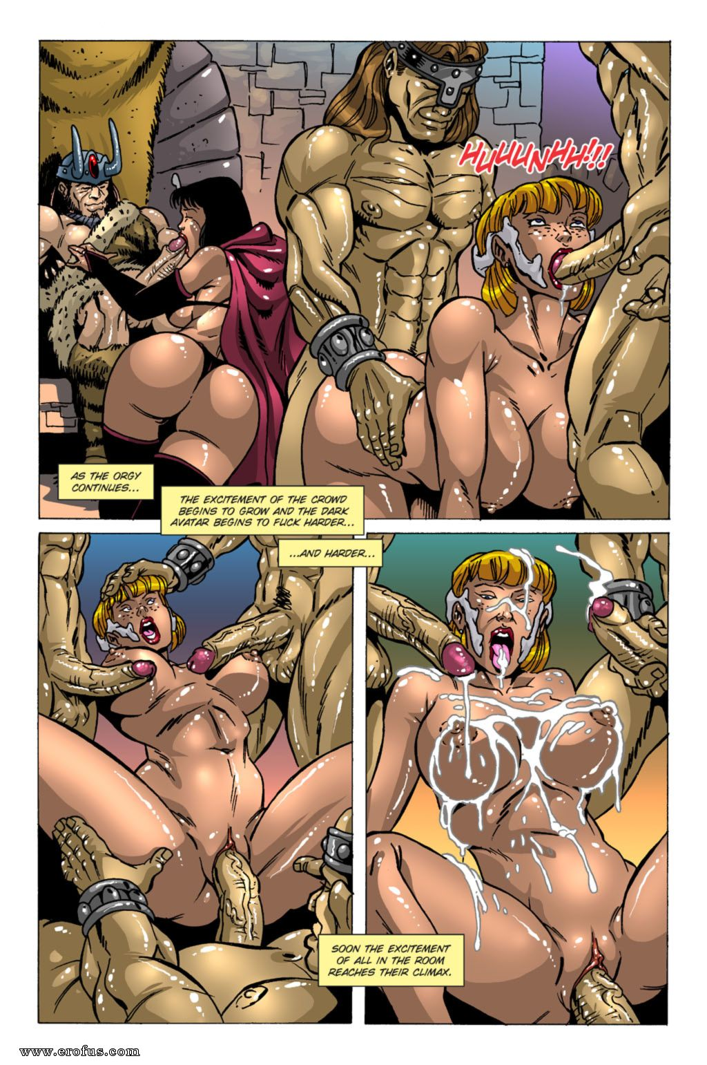Avatar 2 Porn page 4 | various-authors/augustus-rom-freire/dark-gods/issue
