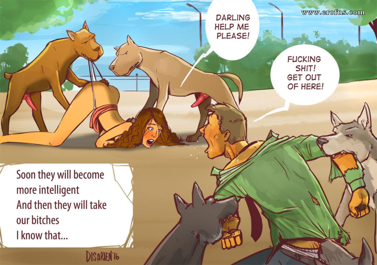 Animal Fucking Cartoon Porn page 156   various-authors/disarten-comics/artworks   erofus