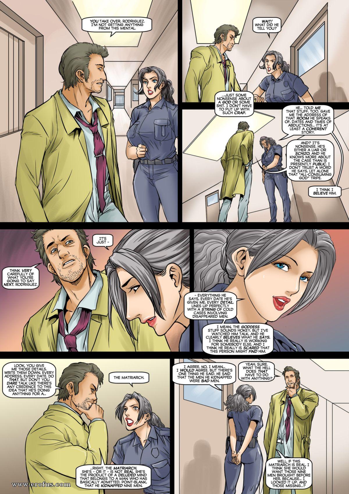 Секс комиксы point blank