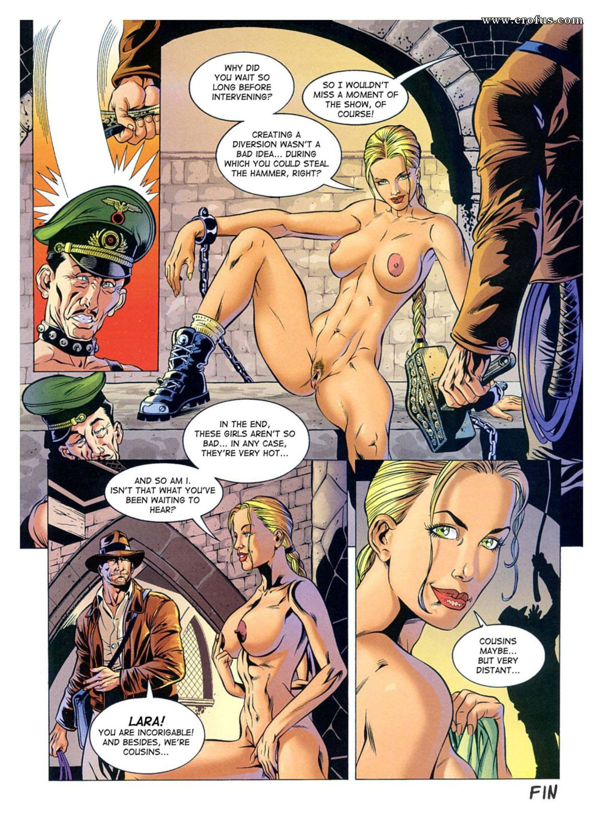 Thor Comics Porn
