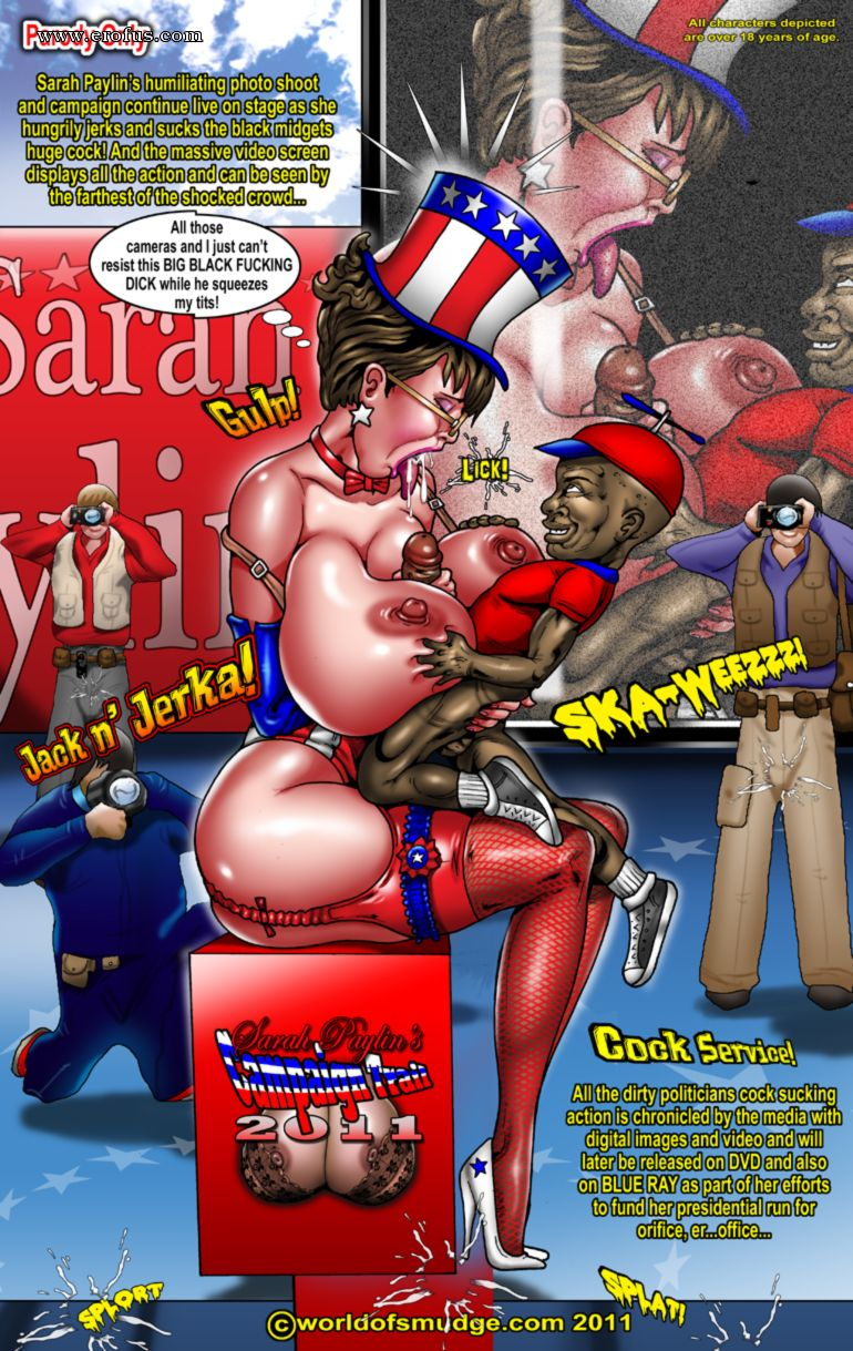 Sarah palin cougar interracial. Mac porno-filme.