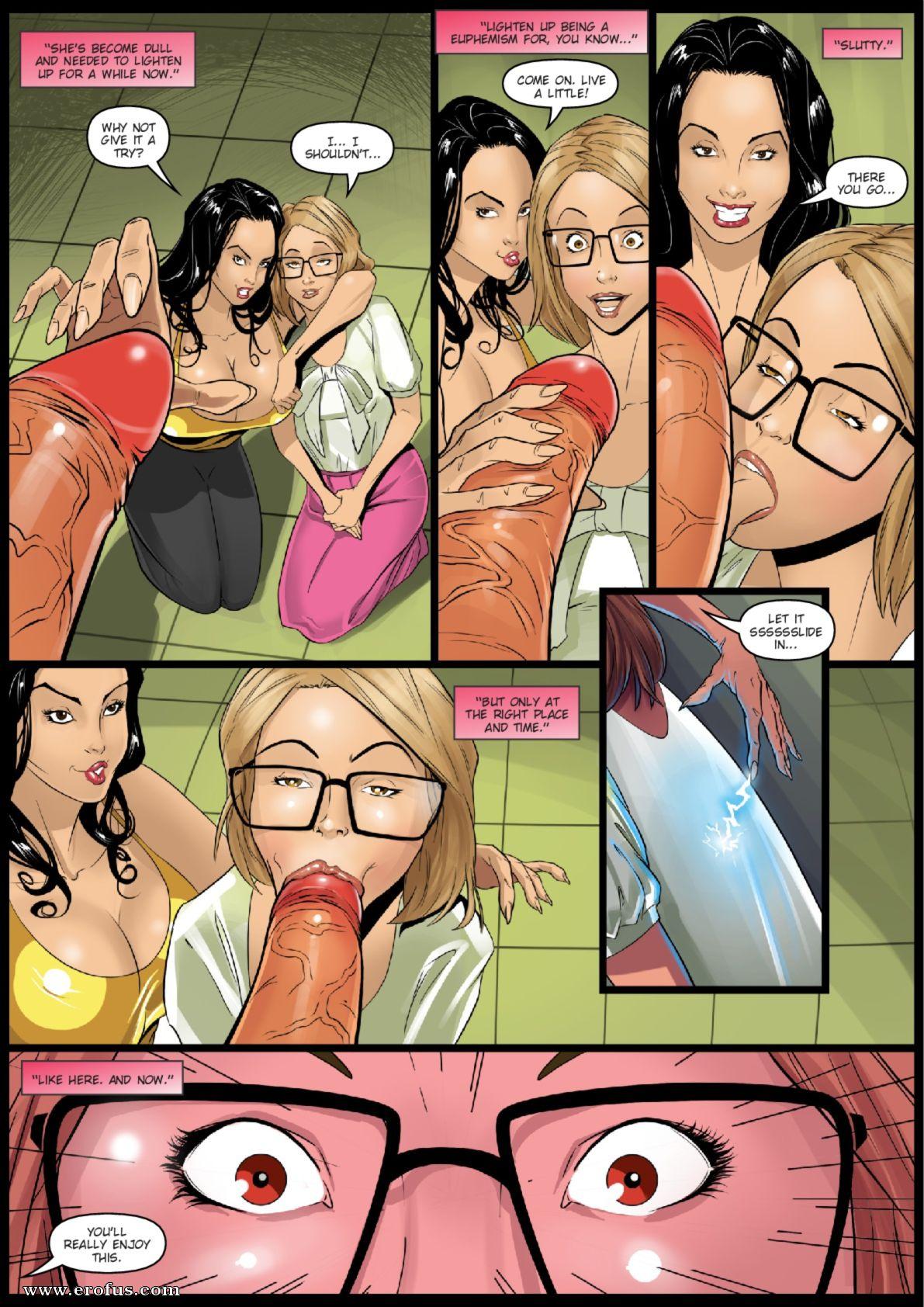 Old time porn comics