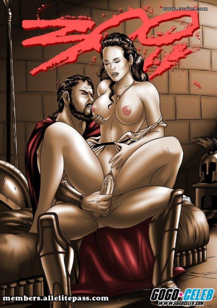 Секс оргии спартанцев 12