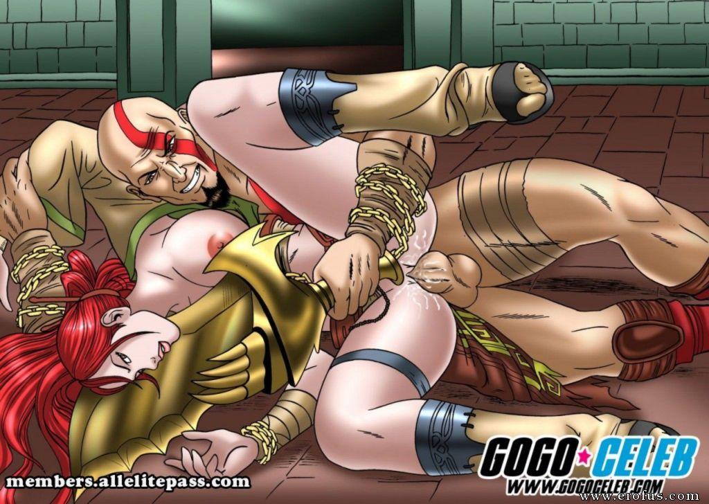 Page 3   gogoceleb-comics/galleries/heavenly-sword-god-of ...