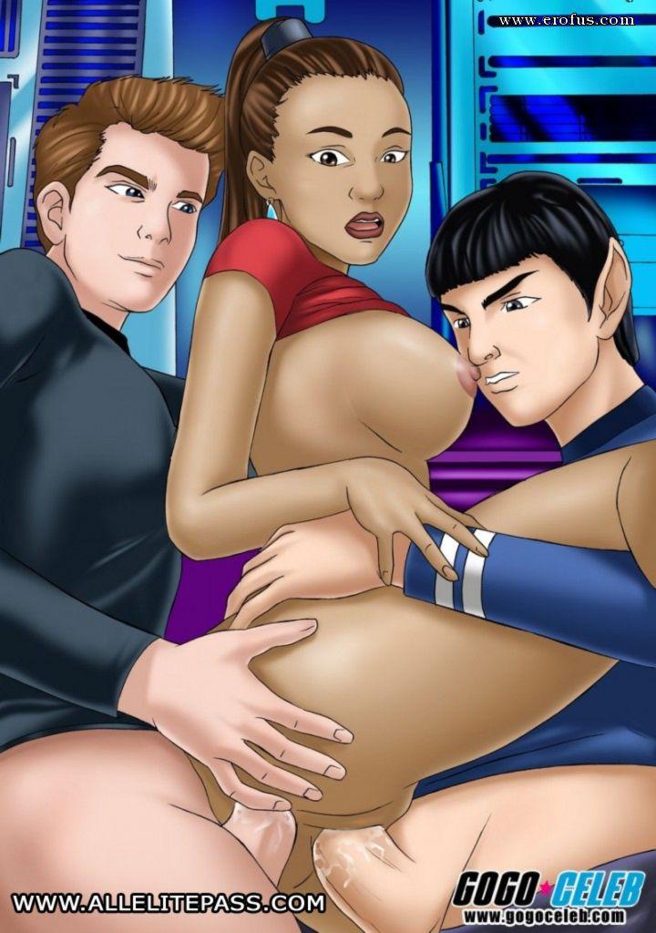 Star Trek Bdsm Hentai