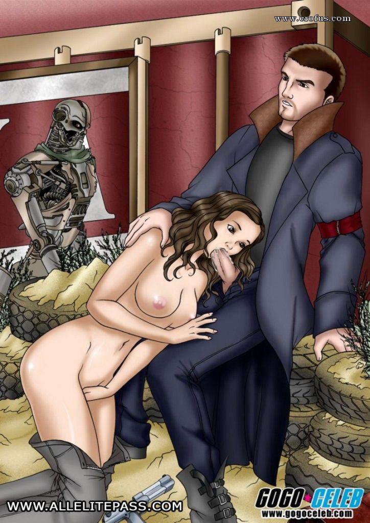 Видео порно терминатор, эротические частные альбомы
