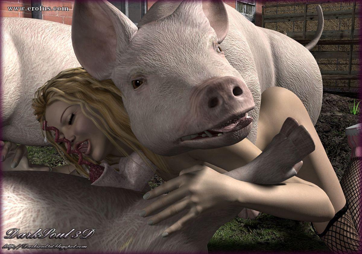 pig fuck porn