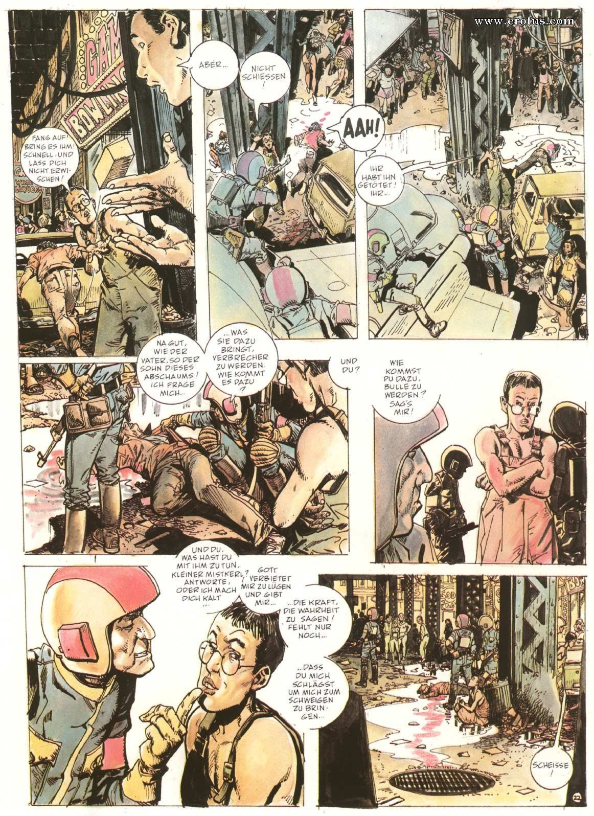 Clone Porn page 27 | horacio-altuna-comics/chancen-the-clone/deutsch