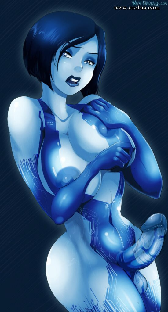 Cortana porn comic