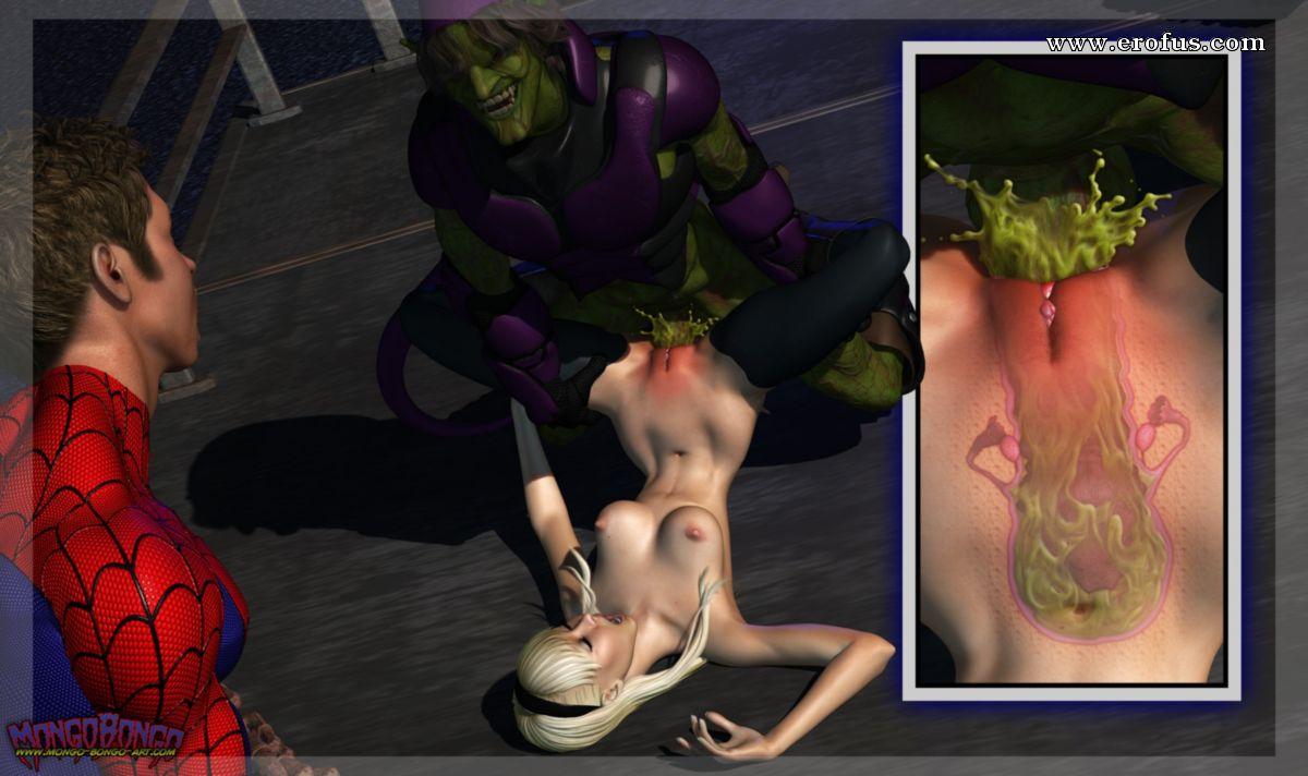 Секс Игры Паук