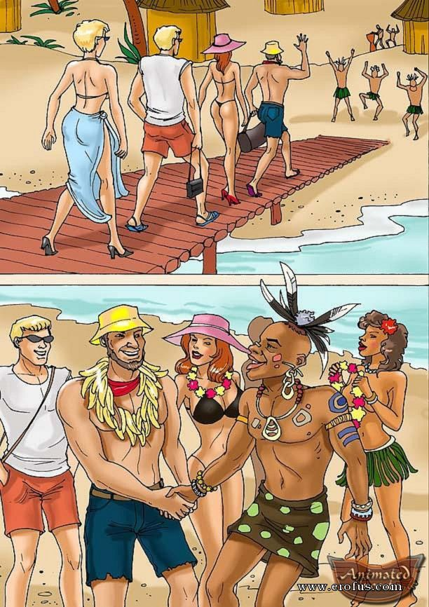 Adult island vacation virgin