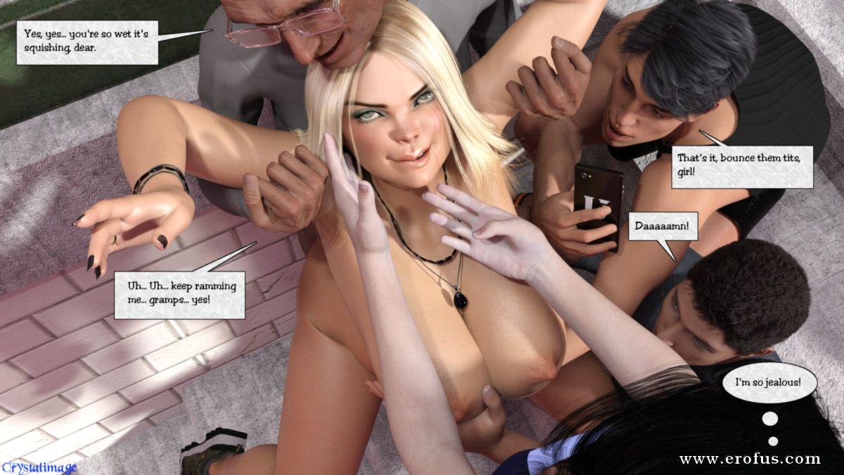18 Street Porn page 18 | crystalimage-comics/classic-silke-8-broad-street