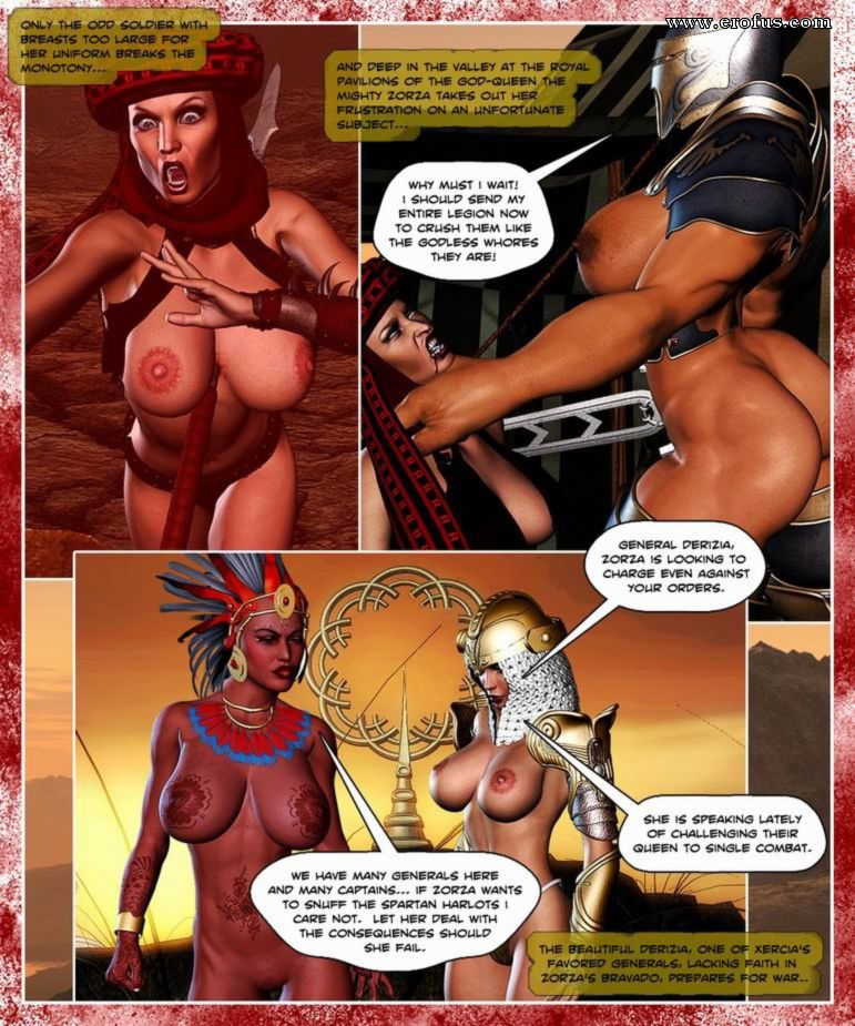 Sex orgies king of sparta