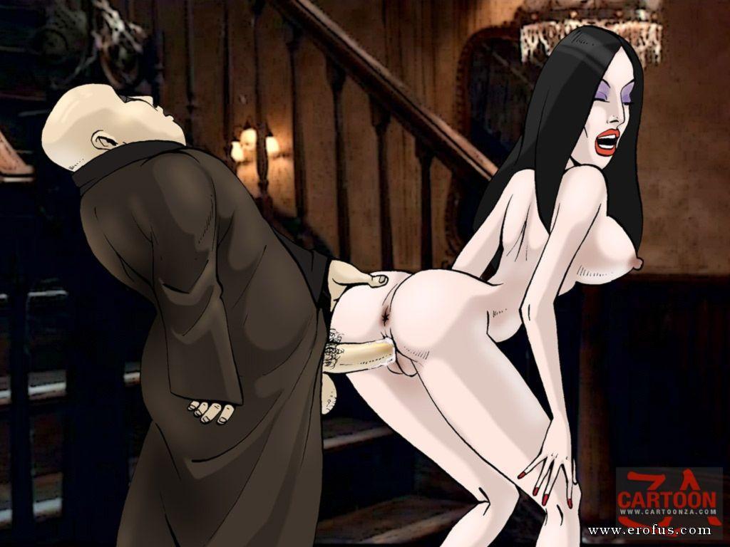 Addams Family Porn page 21 | cartoonza-comix/addams-family/gallery | erofus