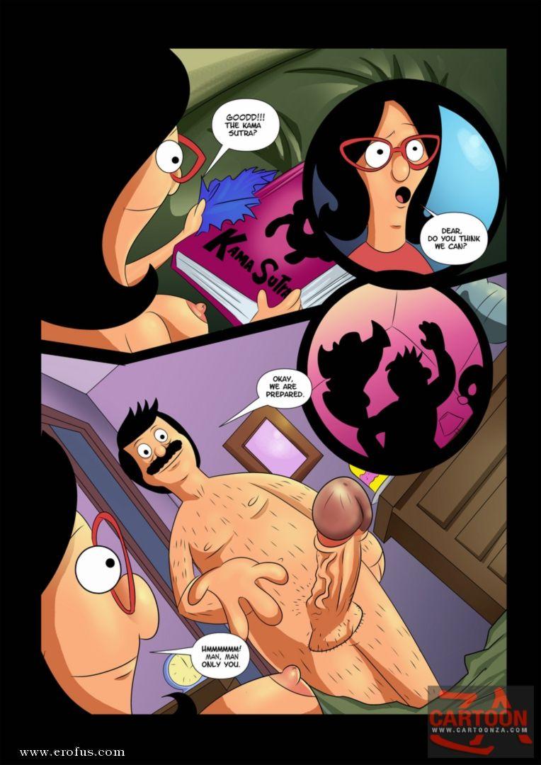 Free Bobs Burgers Porn page 2 | cartoonza-comics/bobs-burgers/comic-1 | erofus