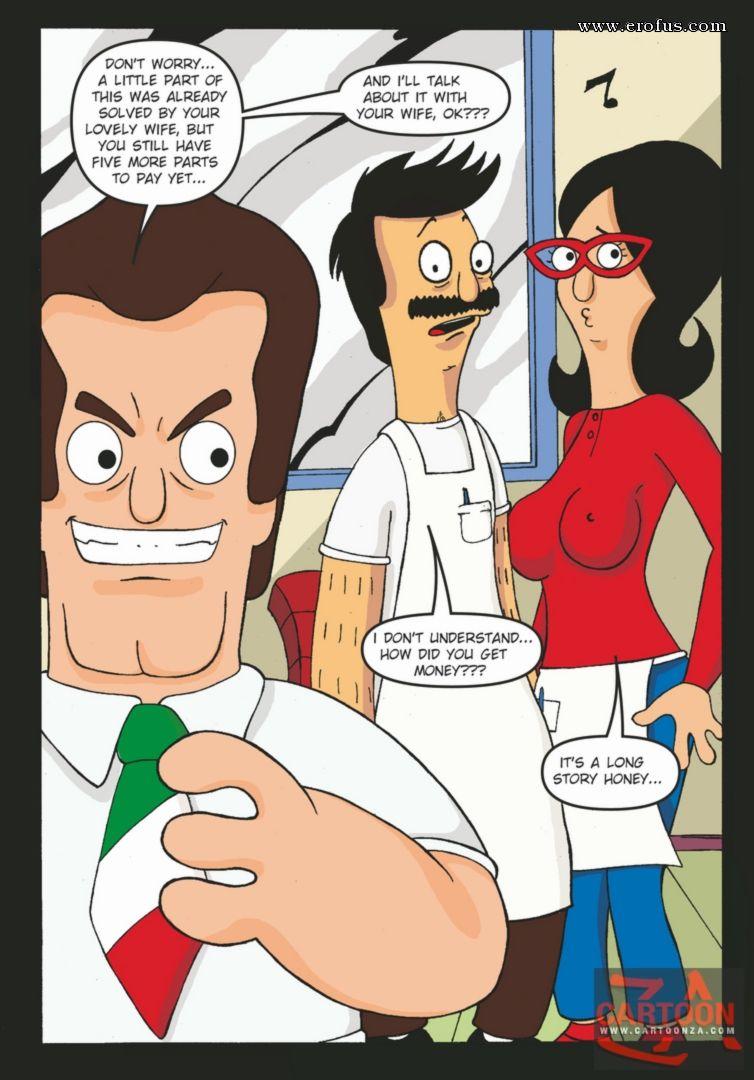Free Bobs Burgers Porn page 10 | cartoonza-comics/bobs-burgers/comic-2 | erofus