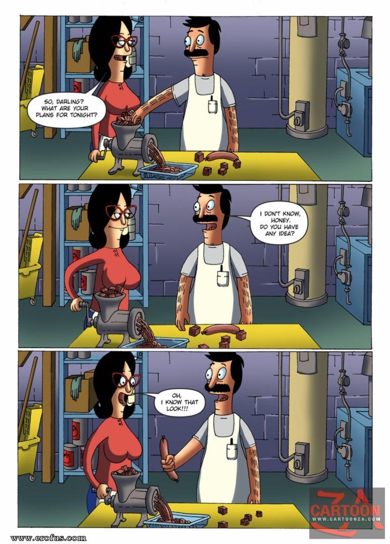 Free Bobs Burgers Porn page 1 | cartoonza-comics/bobs-burgers/comic-3 | erofus