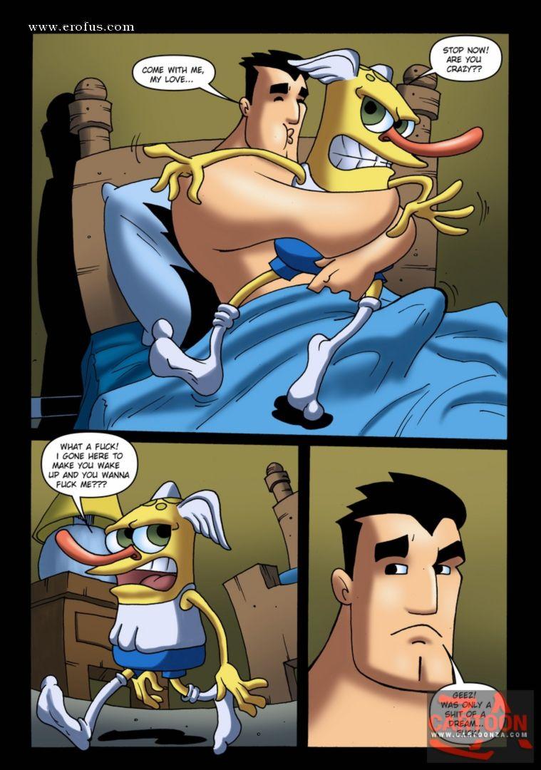 Drawn together porn comic