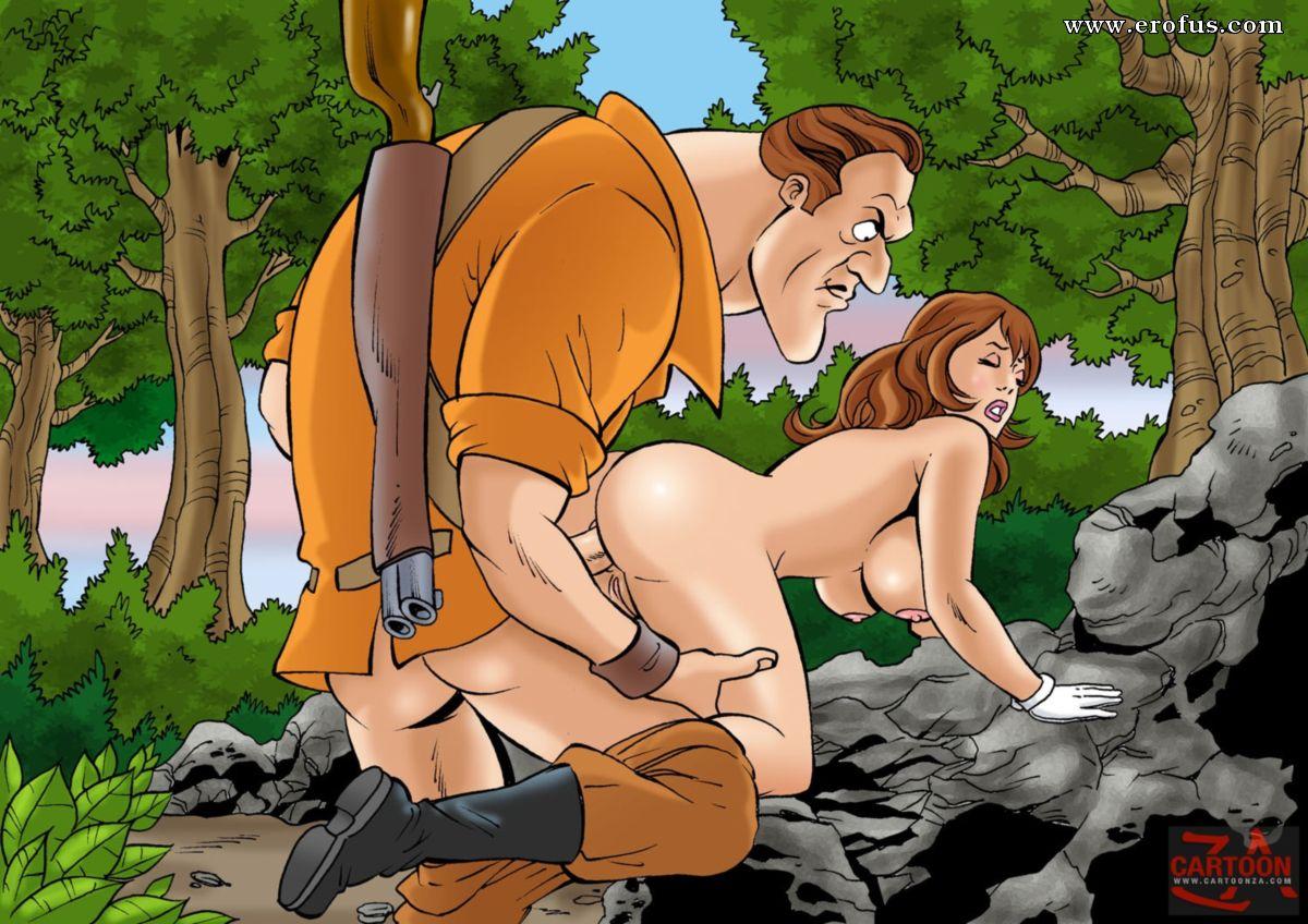 Tarzan Cartoon