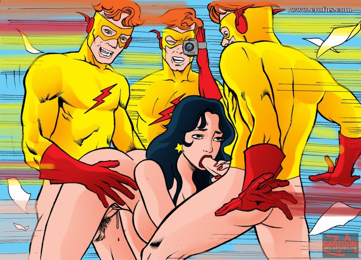 Flash long porn