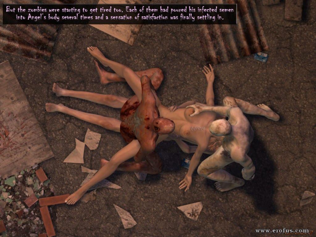 порно порнорассказы зомби
