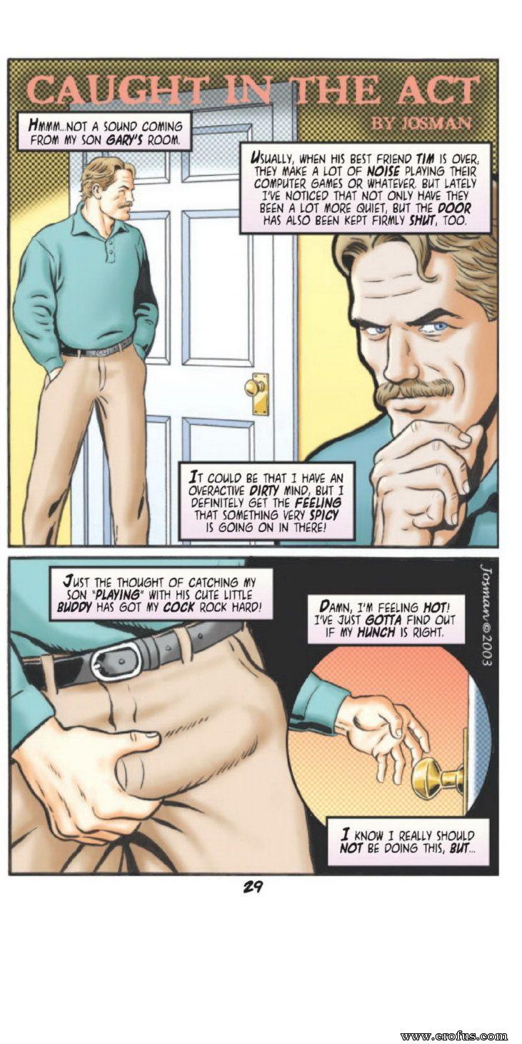 3D Gay Comic Porn 3d gay comics josman porn | gay fetish xxx