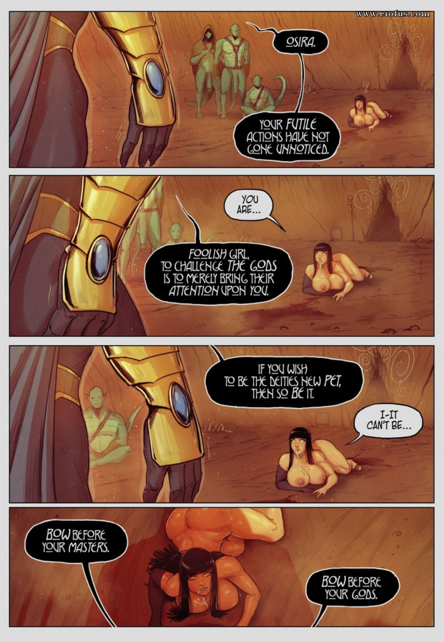 Anubis Porno page 24 | various-authors/devilhs/in-the-shadow-of-anubis