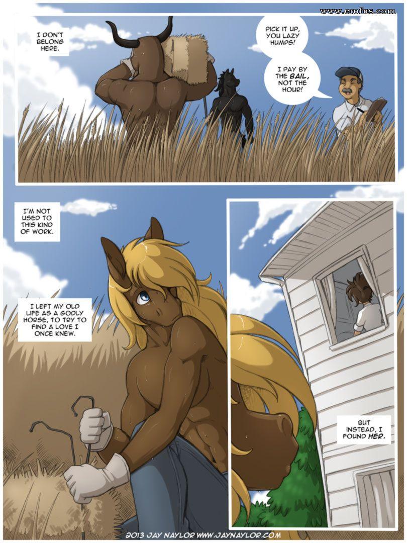 Adult Furry Comics