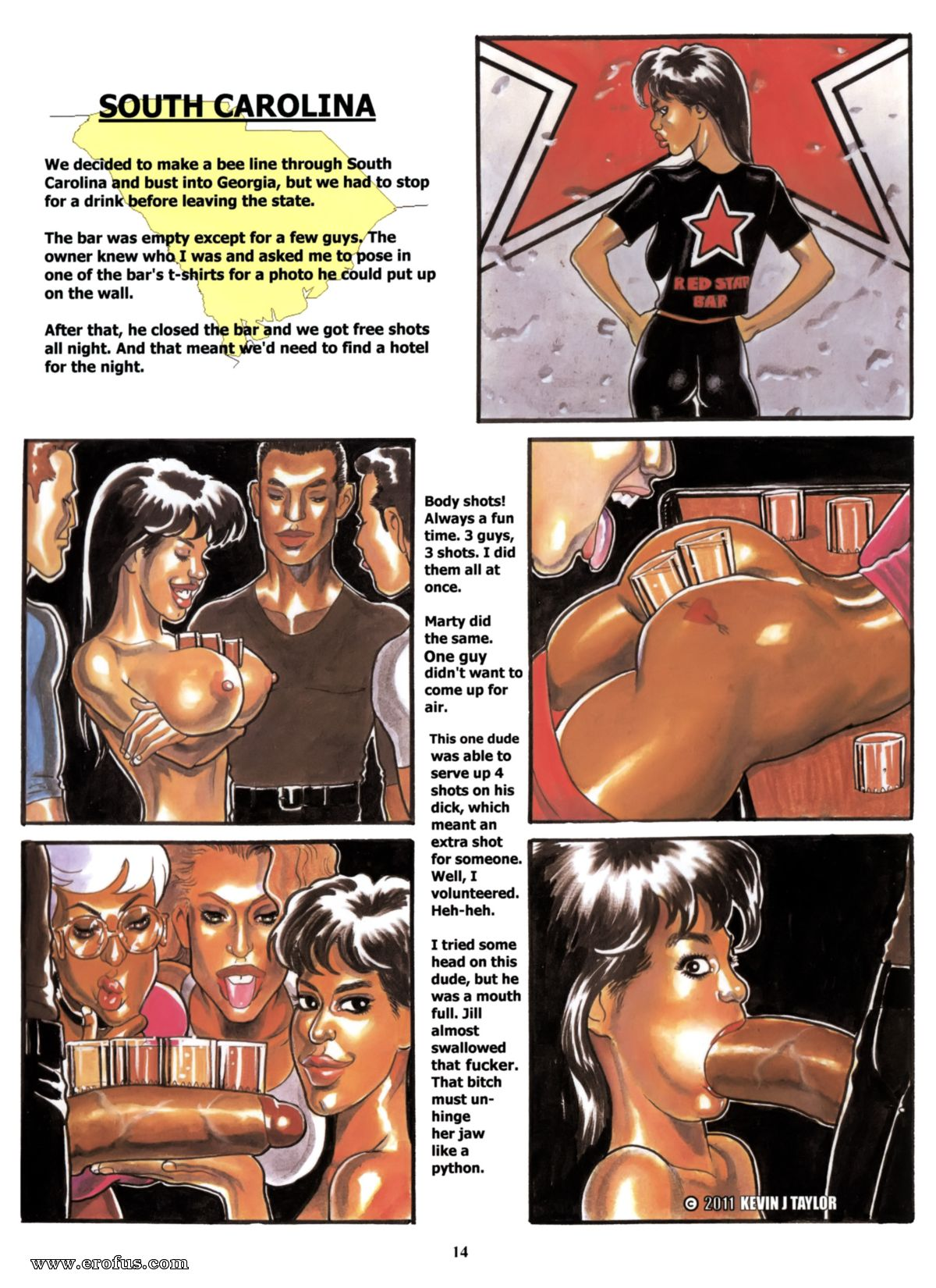 Air Porn One page 16 | eurotica-comics/sizzle/issue-50 | erofus - sex and