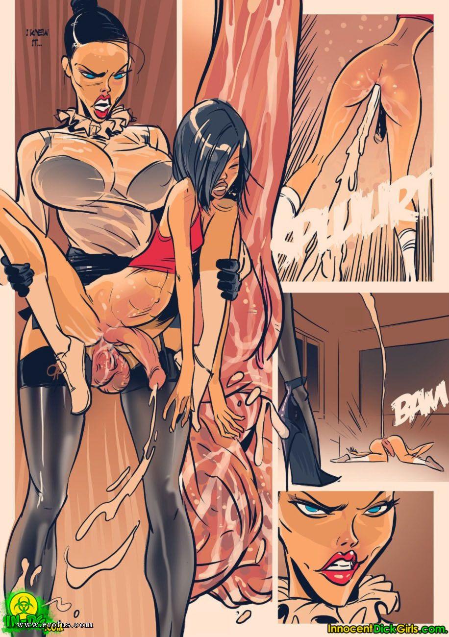 Briaeros comics